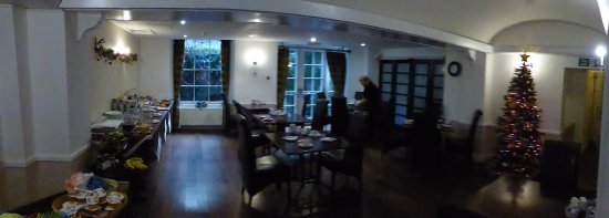 Ballantrae Albany Hotel: The breakfast room