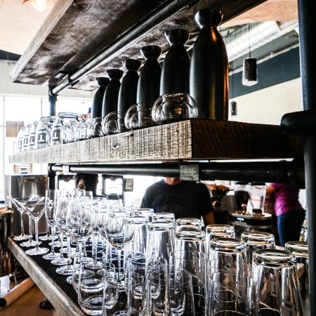 Glendale, CO: Sake, wine, cocktails