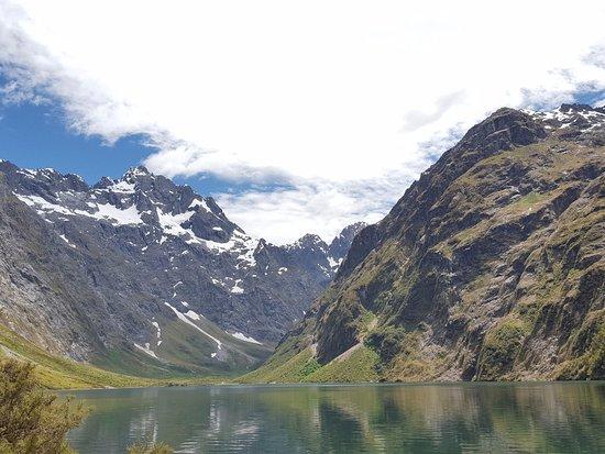 Milford, Nowa Zelandia: Lake Marian Track