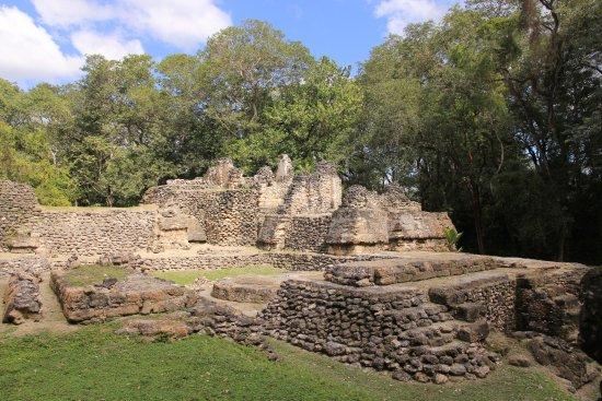 Ruinas de Uaxactun