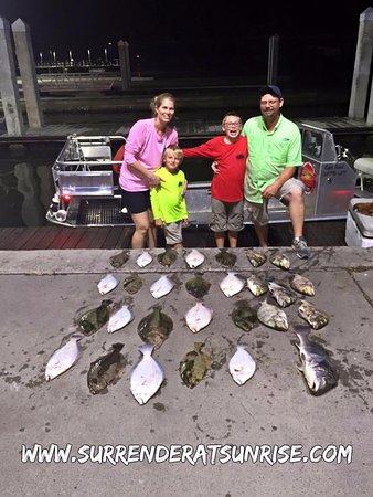 Aransas Pass, TX: Nice fish