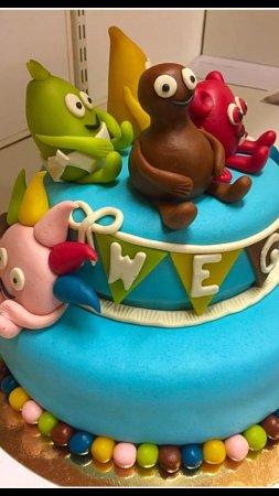 Klippan, Sverige: Handgjorda Barntårtor Childrens cake handmade