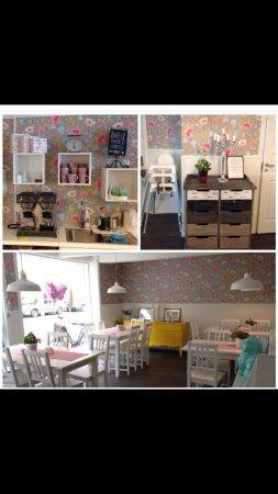 Klippan, Sverige: Välkommen till vårt mysiga cafe!