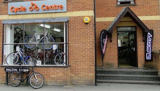 ‪The Cycle Centre‬