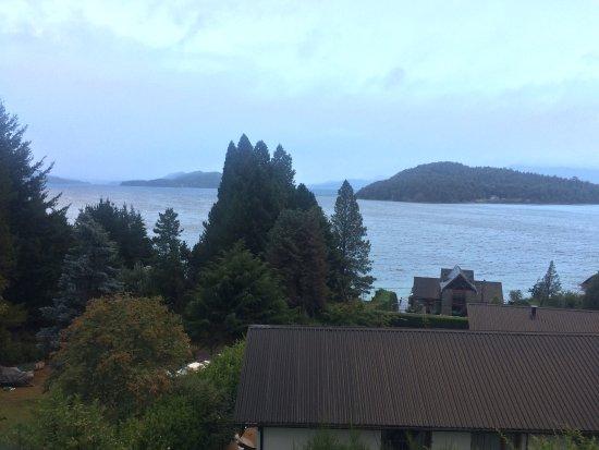 Altuen Hotel Suites&Spa: Vista desde la habitación