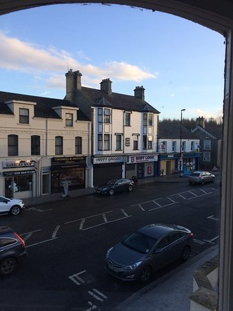 Randalstown, UK: View from our room