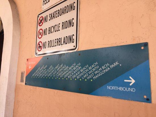 Pompano Beach Tri Rail Shuttle