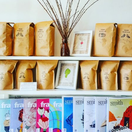 Richmond, Australia: LOCALLY MADE BOUTIQUE COFFEE BEANS!