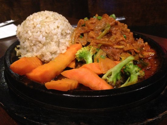 Wellesley, MA: Spicy Pork Bulgogi