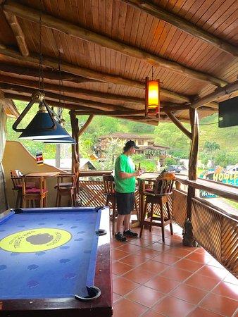 El Castillo, Costa Rica: Great place and Eats
