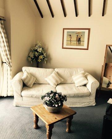 The Appledon Suite at Church Farm Lodge