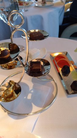 Jean Georges: sweets at the end