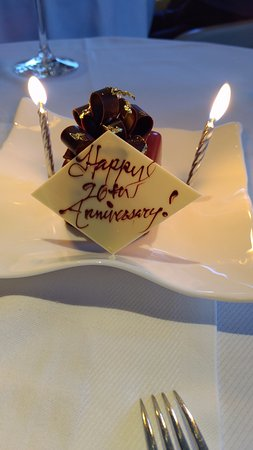Jean Georges: They helped us to celebrate our anniversary :)