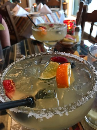 Fort Smith, AR: Tamales, burritos & margaritas!