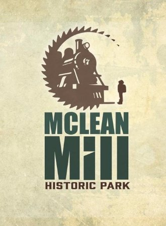 Port Alberni, Kanada: Welcome to McLean Mill Historical Park.