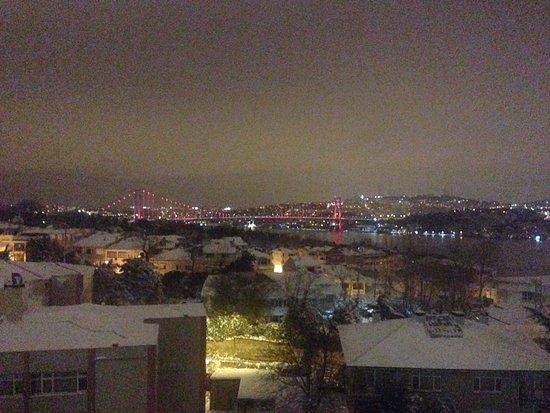 Bilde fra Conrad Istanbul Bosphorus
