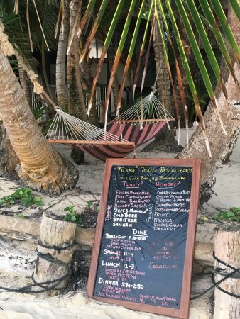 The Turned Turtle Restaurant at Little Corn Beach and Bungalow: photo3.jpg