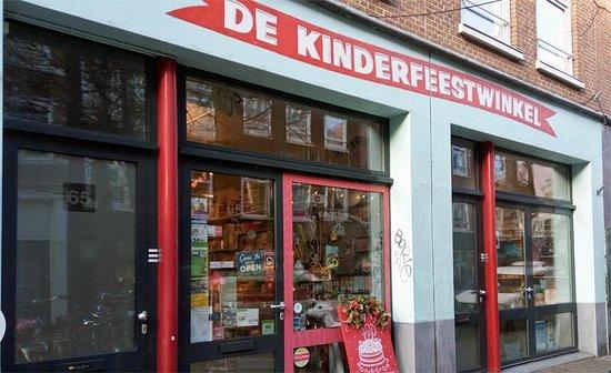 De Kinderfeestwinkel
