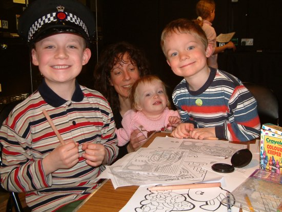Chelmsford, UK: Lots to do at the Museum for all ages!