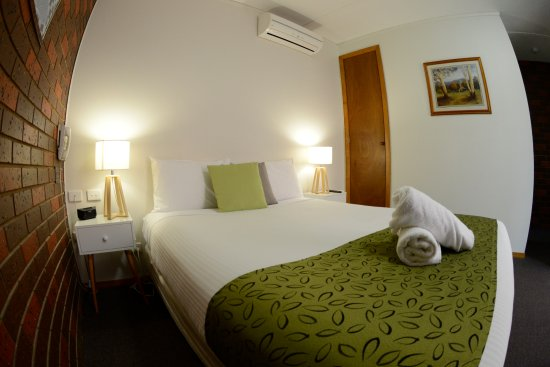 Benalla, Australia: Queen Room