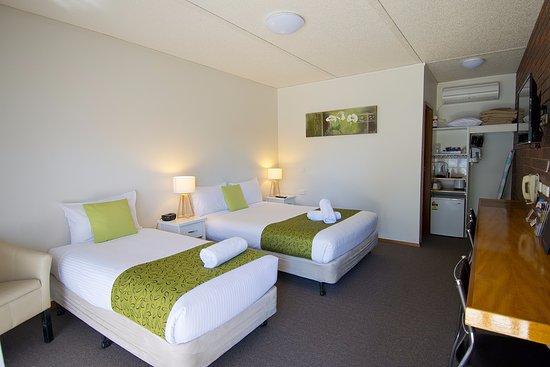 Benalla, Australia: Twin Room