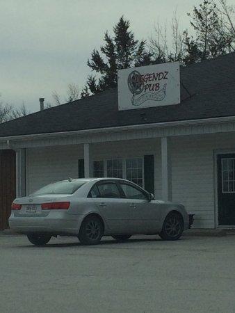 Belleville, Kanada: legendz pub Ontario