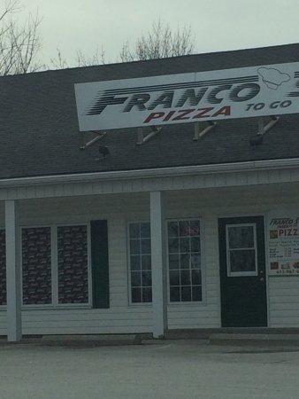 Belleville, Kanada: Franco's Pizza to Go