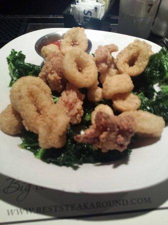 Avon Park, FL: calamari appetizer