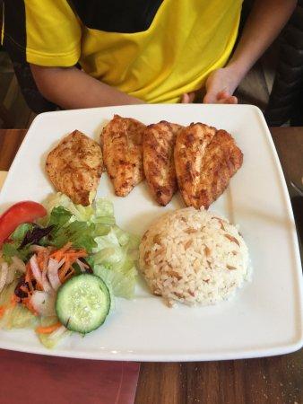 Halal Food Picture Of Istanbul Grill Restaurant Amsterdam Tripadvisor
