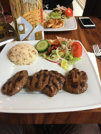 Halal Food Foto Van Istanbul Grill Restaurant Amsterdam Tripadvisor
