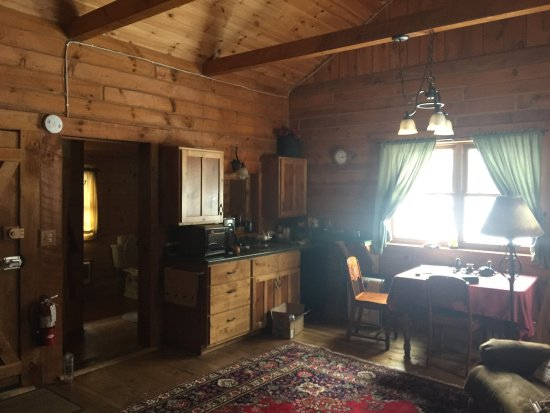 Willard, WI: I enjoyed a personal retreat as well as a weekend workshop here. You can purchase excellent vege
