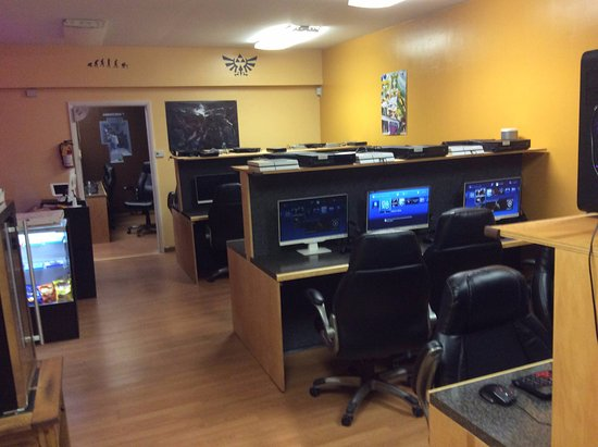 LAN Mob Gaming Center
