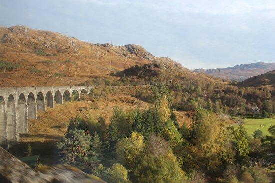 Discover Scotland Tours : Viaduto de Glenfinnan