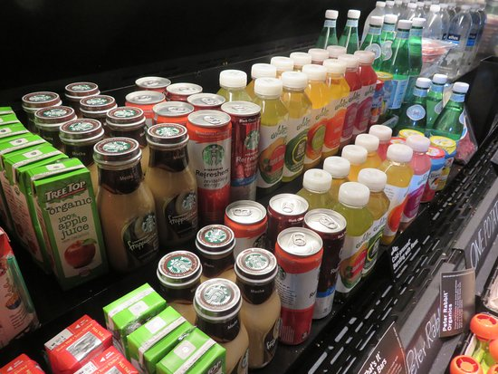 Texarkana, AR: Organic and non-GMO drink choices