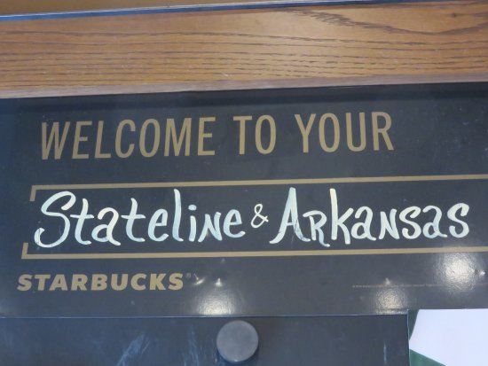 Texarkana, AR: Welcome y'all