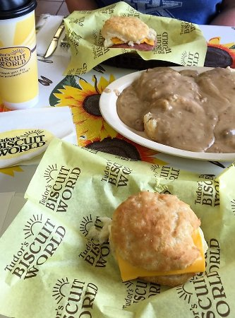 Xenia, OH: Generous servings and good gravy!
