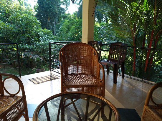 Mawanella, Sri Lanka: we have a really happy holiday in this homestay. the best thing is not the clean and beautiful h