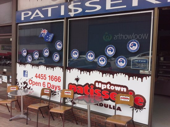 Ulladulla, Australia: Easy to see.....