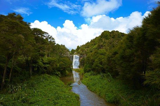 Auckland Region, New Zealand: Hunua Falls