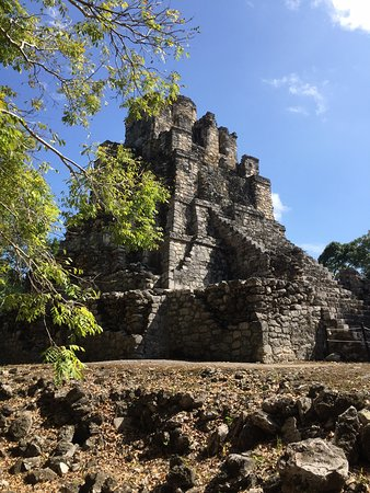 Quintana Roo, Mexique : Muyil