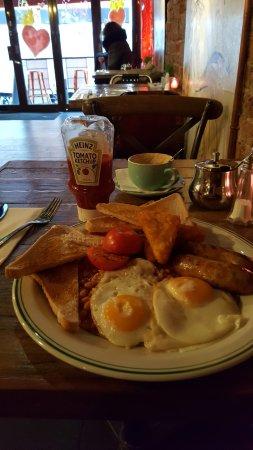 Greater London, UK: English Breakfast
