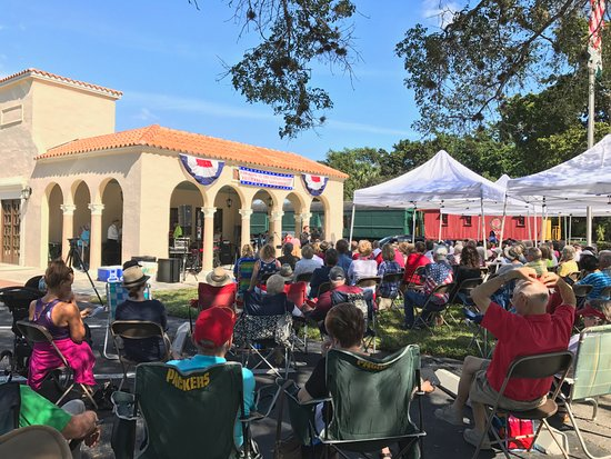 Naples Depot Museum : Veteran's Day USO Concert...free!