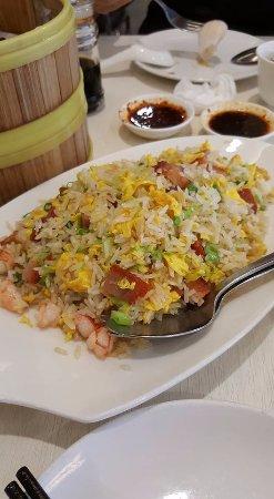 Crystal Jade: Yang chow fried rice