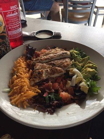 Seguin, TX: Cobb salad