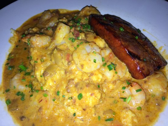 Maxie's Supper Club and Oyster Bar : Shrimp & Grits