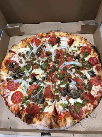 Sid's Pizza