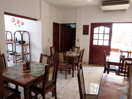 Hotel Villa Isabella: Dining Area.