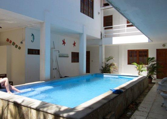 Hotel Villa Isabella: Pool area.