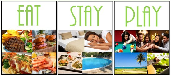 Bowen, Australia: Eat Stay Play