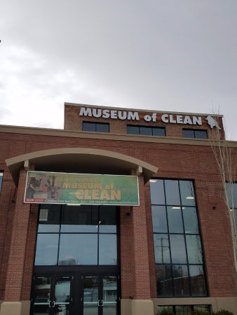 Pocatello, ID: The Museum of CLEAN